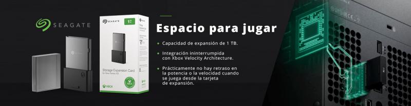 Review Tarjeta de Expansion Seagate 1TB
