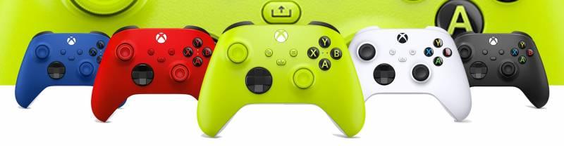 Joysticks Inalámbricos Xbox Series