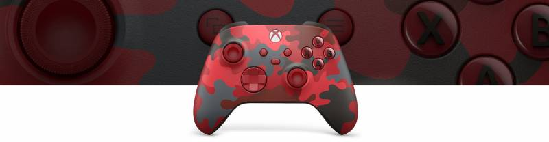 Joystick inalámbrico Xbox - Daystrike Camo Special Edition