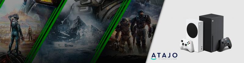 Nuevas consolas Xbox Series S y X