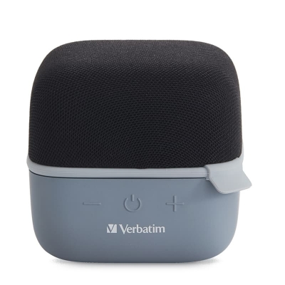 Parlante Verbatim Inalambrico Cube Bluetooth Negro