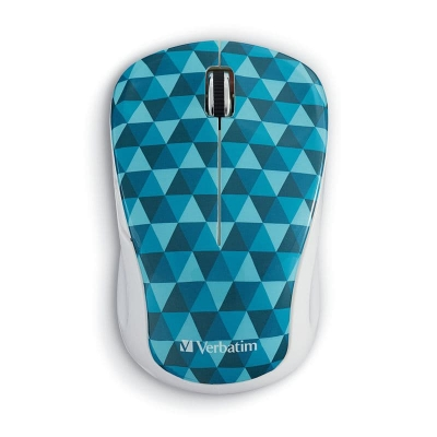 Mouse Verbatim Multi-trac Blue Led Wireless Azul