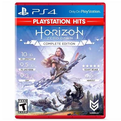 Juego Ps4 Horizon Zero Dawn Edición Completa, Playstation Hits