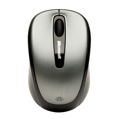 Mouse Microsoft 3500 Wireless Gris