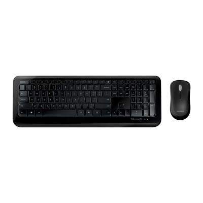 Combo Teclado + Mouse Microsoft 850 Wireless Usb N