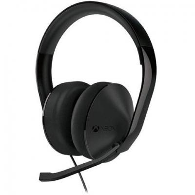 Headset Xbox One Stereo Negro