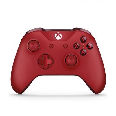 Control Inalambrico Xbox One Rojo