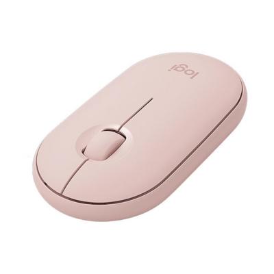 Mouse Inalámbrico M350 Rosa