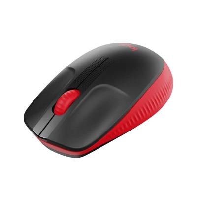 Mouse Inalámbrico M190 Rojo