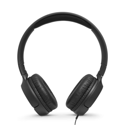 Auriculares Jbl T500 Con Cable On Ear Black