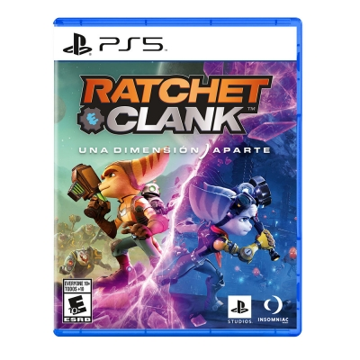 Juego Ps5 Ratchet & Clank: Rift Apart