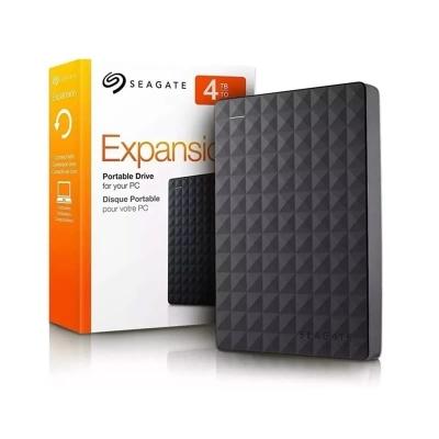 Disco Duro Externo Seagate Expansion Portable 4 Tb