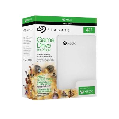 Disco Duro Externo Seagate 4 Tb Game Drive Xbox