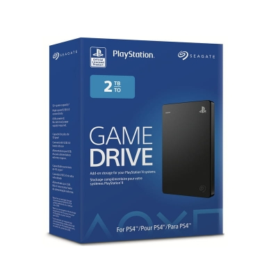 Disco Duro Seagate Game Drive Para Ps4 2tb
