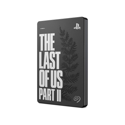 Disco Duro Seagate Game Drive Para Ps4 2tb Edicion The Last Of Us Part Ii