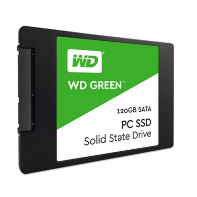 Disco Duro Interno Ssd Wd 120gb Green Sata