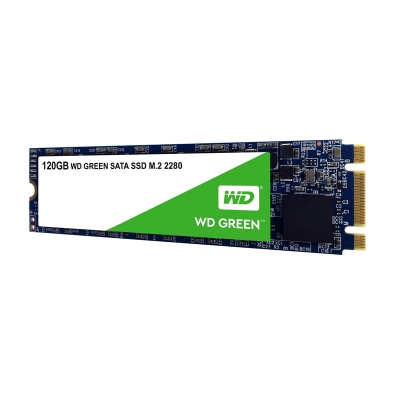 Disco Duro Interno Ssd Wd 120gb Green Sata M2