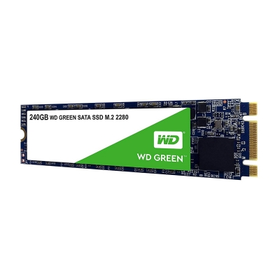 Disco Duro Interno Ssd Wd 240gb Green M2