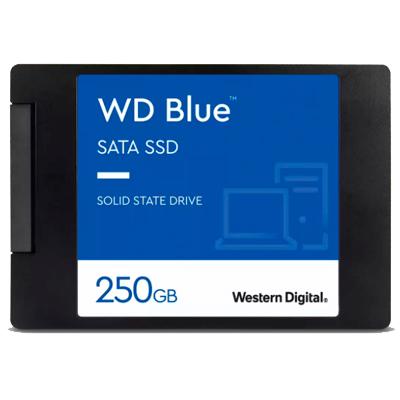 Disco Duro Interno Ssd Wd Blue 250gb