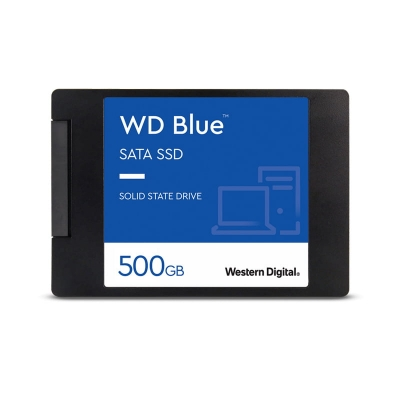 Disco Duro Interno Ssd Wd Blue 500gb