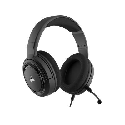 Auriculares Para Juegos Estéreo Corsair Hs45, Surround Carbon