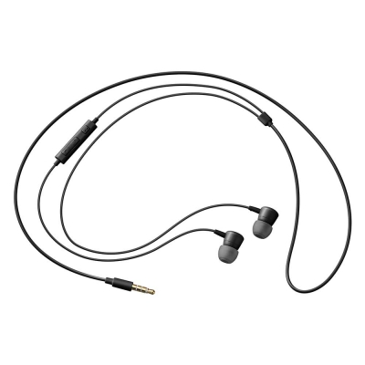 Auriculares Con Cable Eo-hs130 Black