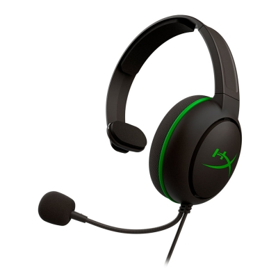 Auriculares Hyperx Cloudx Chat Para Xbox