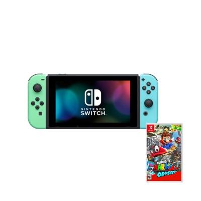 Nintendo Switch Animal + Juego Nintendo Switch