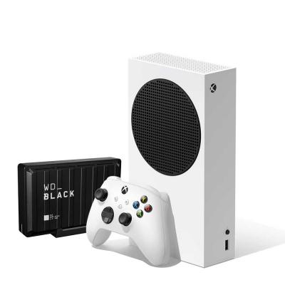 Consola Xbox Series S + Wd_black P10 Game Drive 2tb