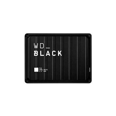 Disco Duro Externo Wd 2 Tb Wd_black P10 Game Drive