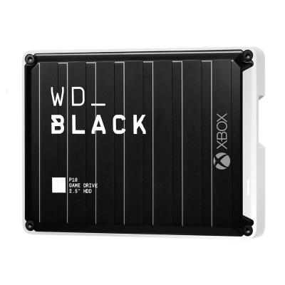 Disco Duro Externo Wd 3 Tb Wd_black P10 Game Drive Xbox
