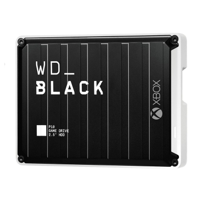 Disco Duro Externo Wd 1tb Wd_black P10 Xbox Game Drive