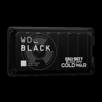 Disco Duro Externo Ssd Wd 1tb Wd_black P50 Game Drive Edición Especial Call Of Duty®: Black Ops Cold War